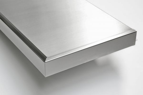 Keuken Aluminium Plaat : Alinco: Alinco Nieuws: Inox plaat op maat