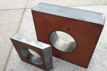 New: Plasma cutting